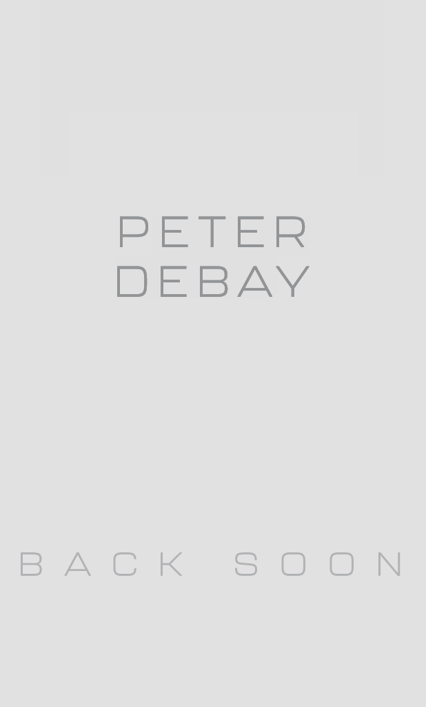 Peter Debay - Graphics for Broadcast